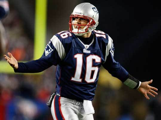 15. Matt Cassel, QB, 2005, 7th round How's this for a hypothetical? You draft a quarterback who never started a game in college . A few years later he ends up leading your team to an 11-5 season after the superstar starter is lost for the season. When the incumbent returns, he's traded to a place he can start and throws 27 touchddown passes against just seven interceptions in his second in his new home . . . well, that's no hypothetical at all. That's Matt Cassel's career.