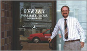 The history of Vertex Pharmaceuticals