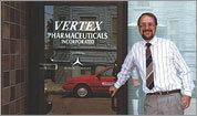 The history of Vertex Pharmaceuticals