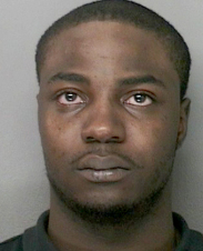 Grand-Pierre was convicted of gun possession in the Suffolk County Gun Court in 2007. He faces several gun charges after yesterday's chase and pleaded not guilty in Roxbury Municipal Court .