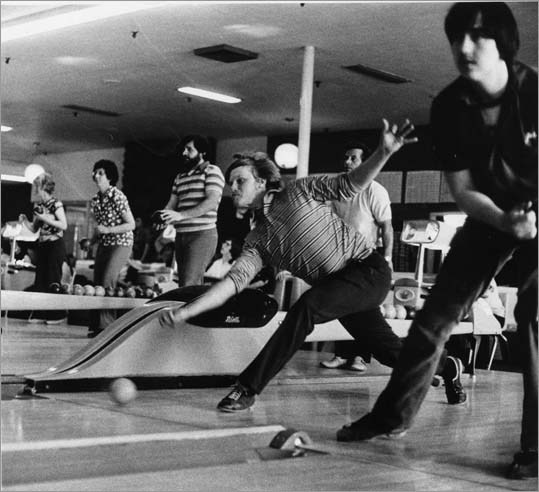 Early on in the 1950s, women were regular daytime bowlers, and men were avid after-work bowlers, wearing colorful shirts bearing their company or civic organization logo. When women went to work in the 1970s and 1980s the bowling scene changed. Fairway Bowling had decent numbers of weekend but it just wasn't enough to stay open in this economy.