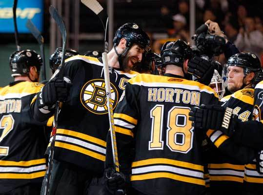The Bruins, with their convincing sweep of the Flyers in the semifinals, find themselves in the Eastern Conference Finals for the first time since 1992. Scroll through this gallery to check out Boston's history in the conference finals.