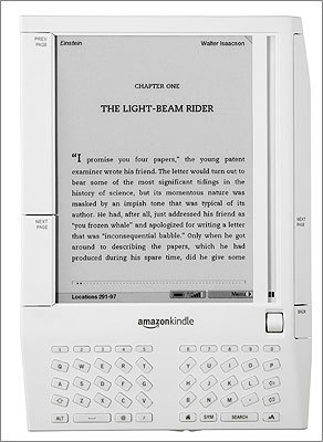 Number 12: Key to the Kindle Love your Kindle? Thank MIT. Media Lab associate professor Joseph Jacobson is a cofounder of E Ink Corp., the company that produces the highly readable black-and-white screens found on many electronic books, including Amazon.com's popular eBook reader. Now owned by a Taiwanese technology firm, E Ink is making life miserable for the printed word, while preserving the written word in the digital age.