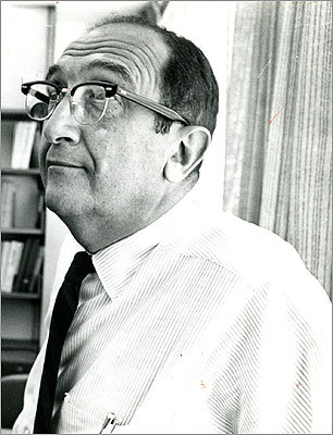 Number 11: Father of biology Salvador Luria (1912-1991) is considered one of the fathers of modern biology. He also founded the MIT Center for Cancer Research in 1974, now the David H. Koch Institute for Integrative Cancer Research. Luria received the Nobel Prize for research on viruses that infect bacteria, showing that viruses are subject to Darwinian theories of evolution. He was also a mentor and leader in the scientific community, hiring and training James Watson (co-discoverer of the structure of DNA).