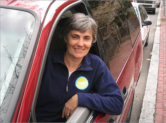 Number 37: Zipcar Robin Chase , an entrepreneur trained at MIT's Sloan School of Management, made not owning a car the club people wanted to join. Chase has moved on, but Zipcar, created in 2000, has grown to a fleet of 8,000 with 550,000 members in 60 cities.