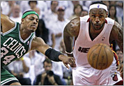 Game 5: Celtics at Heat