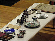Antiques Appraisal at Arlington Town Hall Auditorium