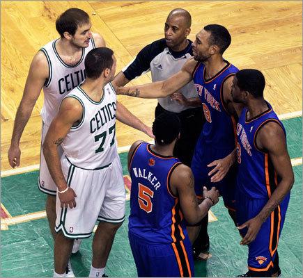 What should the Celtics do with Sasha Pavlovic? online survey
