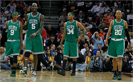 Should the Celtics blow up the Big Four? Market Research