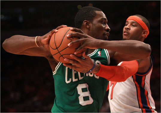 Jeff Green In order for the Kendrick Perkins trade to make sense, it seems likely the Celtics would attempt to bring the 6-foot-9, 235-pound forward back. He's expressed interest in returning, and the Celtics value his youth and athleticism, but at what price? Boston can't pay him starter money given the construction of the team. Green is a restricted free agent, meaning the Celtics will make him a qualifying offer and then get to match any offer he receives. As long as Green wants to stay and doesn't get blown away by someone else, he'll be back.
