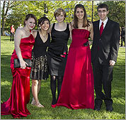 Check out scenes from Arlington High junior prom