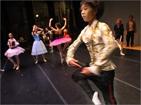 Boston International Ballet Competition