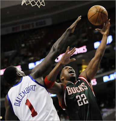 Samuel Dalembert, C Think the Celtics could use an athletic center? Dalembert (8.1 points, 8.2 rebounds for Sacramento this season) is a shot-blocker and rebounder who could fit in perfectly with the kind of defense the Celtics want to play. A lot of teams need centers, and Dalembert is one of the top free agents available at the position. He might be out of the Celtics' price range unless he takes less to come to Boston or the Celtics free up some money with a trade.