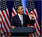 Obama's trip to Boston