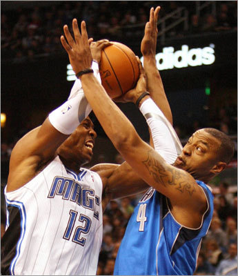 Caron Butler, SF Caron Butler's name is always floated around when the Celtics are looking to add a player, and for good reason: the Mavericks forward is good. The eight-year pro ruptured his right patellar tendon Jan. 1 and has been out since. His $10 million comes off the books after this season. That's too high a price, but Butler's tenacious defense and scoring ability would fit well in Doc Rivers's system.