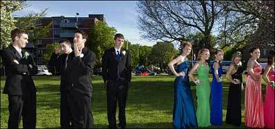 The latest prom essential -- Facebook page