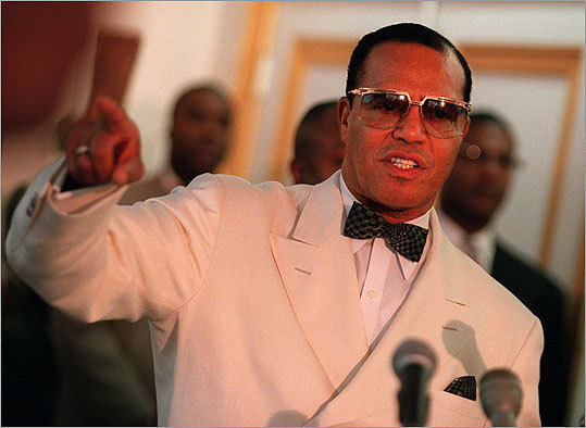 Louis Farrakhan Louis Farrakhan, the controversial leader of the Nation of Islam, was a longtime Roxbury resident and attended Boston English.