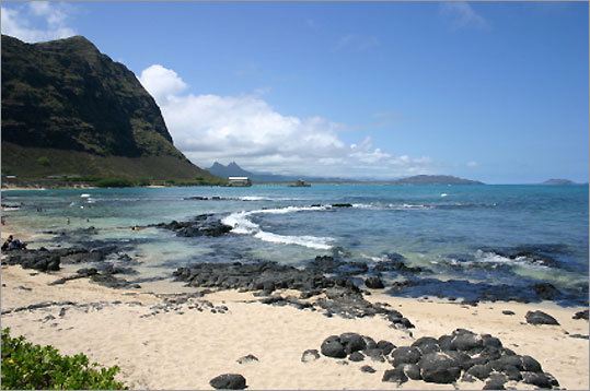 9. Waimanalo Bay Oahu, Hawaii 'This park has ample parking, restrooms, outdoor showers, and a good beach for swimming,' Leatherman said. 'While not as stunning as some other Hawaiian beaches, it is a safe beach because big waves and dangerous currents are rare and lifeguards are present. Hawaiians who live on Oahu frequent this beach.'