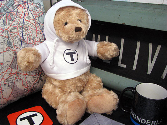 The Beauchers are collecting T product ideas from designers and local artists, and they are hoping items such as a T bear will be big sellers to tourists and residents.