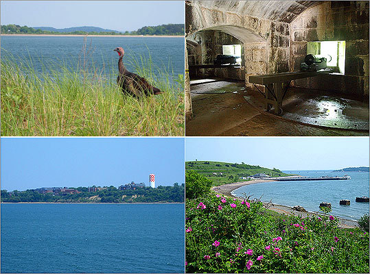 The Boston Harbor Islands offer a vast of fun opportunities and a chance for locals to take advantage of the warm weather without traveling far. The options range from puppet shows and kite-flying for the kids to hiking and kayaking for mom and dad, plus lots of activities the whole family can enjoy together. Take a tour of the Harbor Islands.