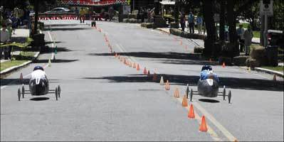 Soapbox derby rolls to another exciting finish