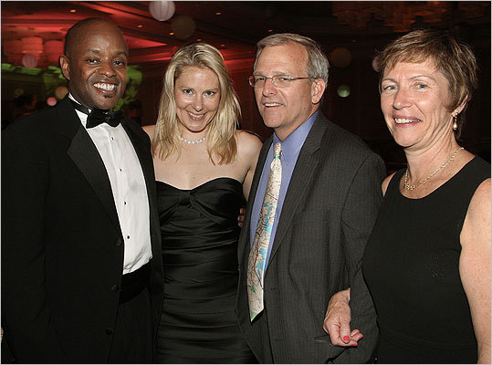 Massachusetts League of Community Health Centers' 'An Evening in Our Garden' gala