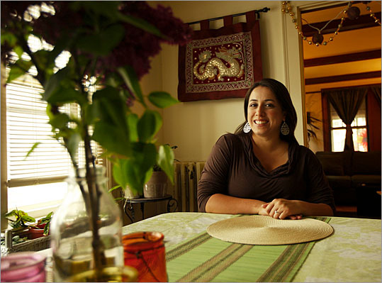 Cela Dorr said she is often mistaken for Latino, Greek, Italian, or Israeli, or spoken to in languages she is unfamiliar with.