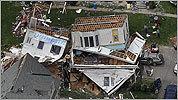 Tornadoes hit Mass.