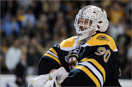 Bruins goalie Tim Thomas was awarded the Vezina Trophy last night, which honors the league's top goaltender. Thomas already secured the Conn Smythe Award for his outstanding play in the NHL playoffs, and two years ago he won his first Vezina Trophy. Here's a look at other Boston athletes who have won their sport's highest individual honors.