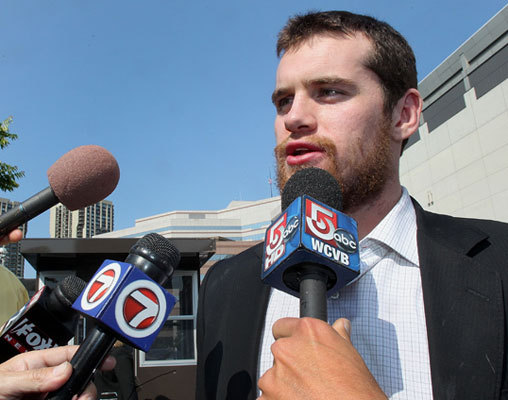 Daniel Paille was still sporting his playoff beard as he talked to reporters Thursday morning.
