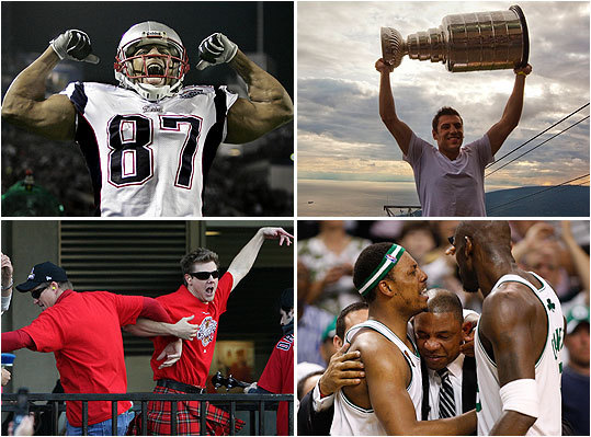 The list of Boston's professional sports champions since 2000 grew in 2013 when the Red Sox won the World Series, defeating the St. Louis Cardinals, 4 games to 2. There's been a lot of celebrating in Boston in the past decade. Scroll through the gallery to see Boston's other championship moments since 2000.