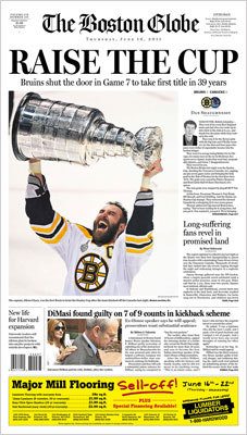 Bruins Stanley Cup coverage - Boston.com