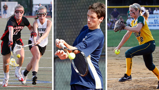 The spring season of high school sports has reached its conclusion, and champions have been crowned in everything from lacrosse to track. Here's a look at some of the championship moments Eastern Massachusetts schools enjoyed this spring.
