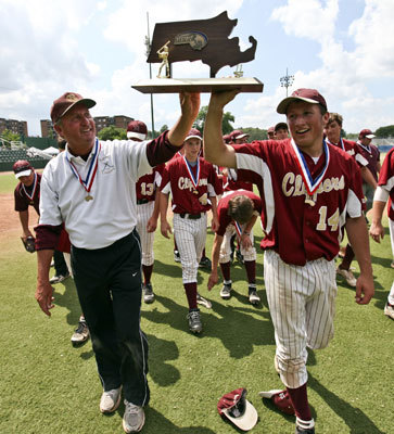 Newburyport gives Pettingell elusive title Division 3 state baseball final: Newburyport head coach Bill Pettingell and player Ryan O'Connor carried the trophy after beating Pioneer Valley Regional, 9-4, at Fraser Field in Lynn. For Pettingell, it was his 615th win coaching the Clippers, but his first title. Story: Newburyport 9, Pioneer Valley Regional 4