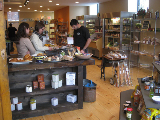 Southie Transplants South Boston's evolution, and the growing number of non-locals moving to the neighborhood, is well documented . People are now being sought for a show that will feature what the casting call referred to as 'yuppies,' according to Caught in Southie . Pictured is the neighborhood's first gourmet shop, American Provisions, a market offering imported cheese and high-end meats. The shop opened in late 2010.