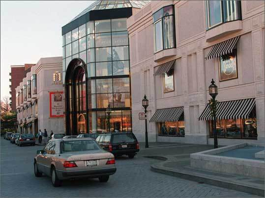 The Atrium Mall has seen several high-profile store closings in the last couple of years, including the exit of Williams-Sonoma, Abercrombie & Fitch, and, more recently, Borders Books and Music, which occupied about 10 percent of the mall's square footage.