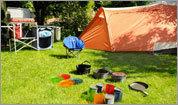 Car-camping gear