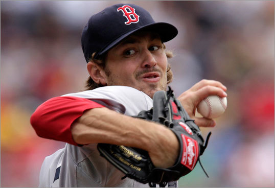 June 26: Red Sox 4, Pirates 2 Andrew Miller made his second start for the Red Sox Sunday and gave up two runs -- one earned -- in six innings of work.