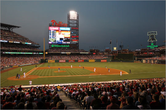Preseason oddsmakers expected a Boston-Philadelphia World Series, but this week the two league giants will square off in a three-game set at Citizens Bank Park for the first and last time of the season to conclude interleague play. The Red Sox are one game behind the Yankees in the loss column and the Phillies hold a five-game lead ahead of the Braves. In this series preview, we'll analyze the strengths and weaknesses of both teams and break down the pitching matchups. Scroll all the way through to get informed before making your series prediction.