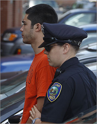 Fujita appeared in Framingham District Court the morning of July 5 for his hearing. He graduated from Wayland High School, where he was an accomplished athlete; his name appeared in the Globe as a Dual County League All-Star in track in March 2010.