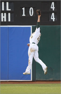 Conor Jackson, Utility Team: Athletics Profile: Stifled by the Oakland Coliseum, Jackson's numbers are down in 2011 (.243, 2 HR, 22 RBIs). He strung together three strong seasons from 2006 to 2008, but injuries plagued him in the following two seasons. Jackson has experience playing both corner outfield positions and first base. He is in the same category as Ryan Spilborghs and Jeff Baker. Conor Jackson career statistics