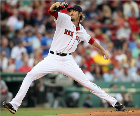 July 7: Red Sox 10, Orioles 4 Sox starter Andrew Miller allowed three runs in five innings en route to his third straight win. 'I think there's more in there,' Sox manager Terry Francona said after Miller's start. 'I think he thinks so, too.'