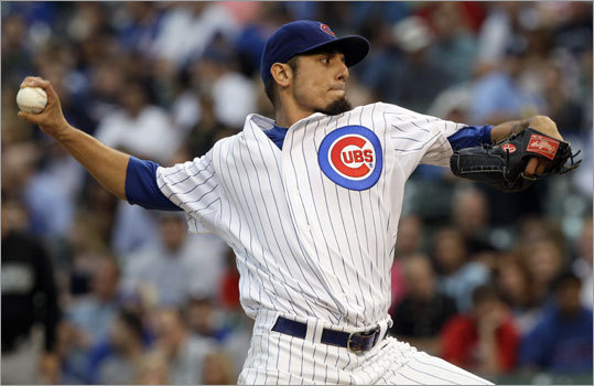 Matt Garza, RHP Team: Cubs Profile: While Cubs GM Jim Hendry has indicated he would not trade Garza, if the righty came on the market as the Cubs sink lower in the standings, the Sox might have an interest. Garza is 4-7 with a 3.97 ERA, but the Cubs haven't exactly been giving him a ton of run support. Matt Garza career statistics