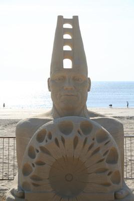 'Iris' by Acapulco's Benjamin Probanzana.