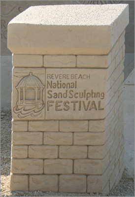 The Eighth Annual Revere Beach Sand Sculpting Festival wrapped over the weekend at Revere Beach. Check out some of the entries from the popular annual event.