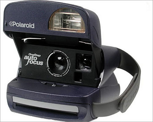 Polaroid cameras eBay price: $1 - $150 Status: Vintage People are still in love with these cameras. And, for good reason: Honestly, who can beat a built-in printer? The Polaroid company was founded in 1937, and it has since gone out of business. However, PLR IP Holdings, the Minnesota company that owns the Polaroid brand name, still sells the products, now as the Polaroid 300.