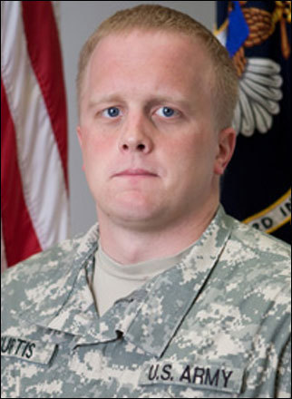 Specialist Jonathan M. Curtis, 24, Belmont Curtis, 24, joined the Army in September 2004 and was assigned to the First Battalion, 502d Infantry Regiment, Second Brigade Combat Team, 101st Airborne Division from Fort Campbell, Ky. He died of injuries sustained when insurgents attacked his unit with an improvised explosive device in Kandahar, Afghanistan on Nov. 1, 2010,.