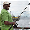 Fishing enthusiasts get hooked on an urban summertime rite