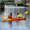 In Boston, kayaking can be just a T ride away