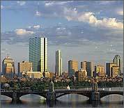 Current construction projects in Boston